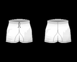 short w